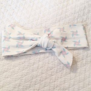 Other - PINWHEEL HEADWRAP HEADBAND KNOTTED